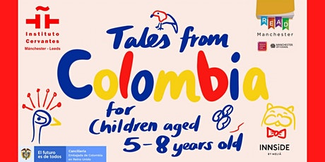 Tales from Latin America: Colombia tickets