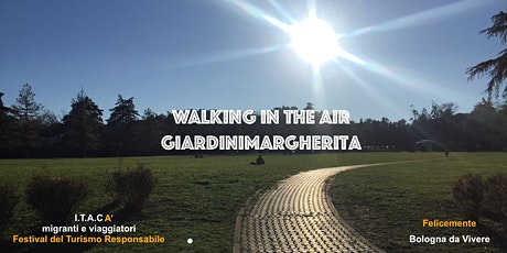 Walking in the air - Mindful Walking e respiro consapevole biglietti