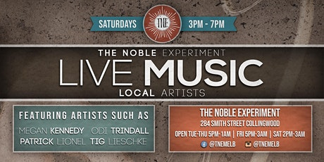 Live Music @ The Noble tickets