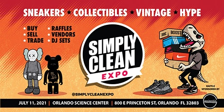 Simply Clean Expo tickets