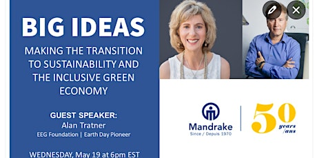 Making the Transition to Sustainability and the Inclusive Green Economy tickets