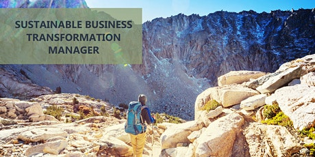 Sustainable Business Transformation Manager - Info Session Tickets