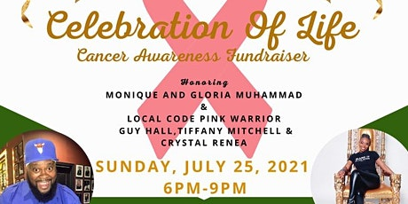18th Annual Celebration of Life Cancer/Health Awareness Event tickets