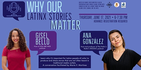 Why Our Latinx Voices Matter tickets