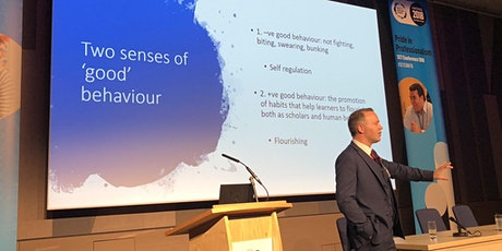 Running the School - a leader's guide to behaviour management tickets