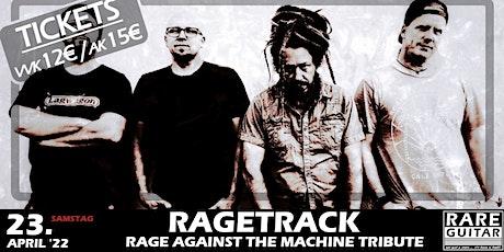 Rage Against The Machine Tribute – Ragetrack tickets