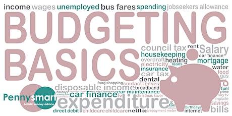 Budgeting Basics - Creating Financial Statements tickets