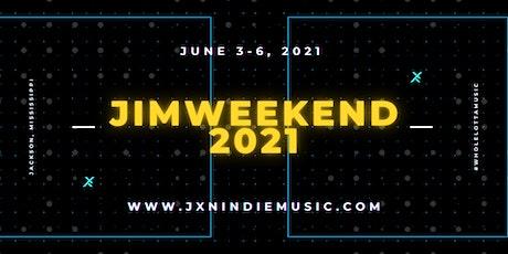JIMWEEKEND 2021 tickets