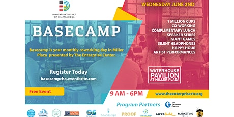 Basecamp at Waterhouse Pavilion - June 2 tickets