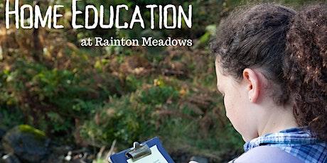 Home Education at Rainton Meadows (11 – 16 yrs) tickets