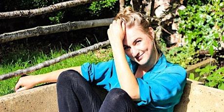 Creative Catch-up Online Networking - GUEST: Anna Burtt tickets