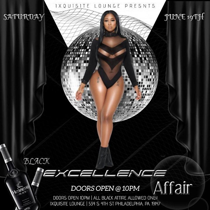 Black Excellence Affair image