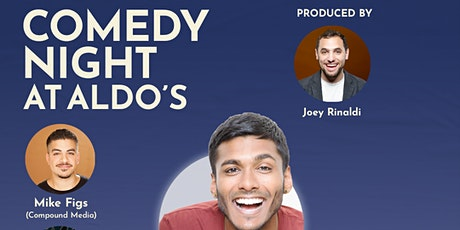 Comedy Night at Aldo's tickets