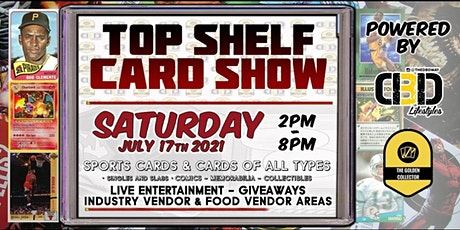 Top Shelf Card Show tickets