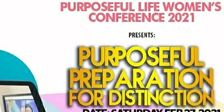 Rebroadcast: Purposeful Life Women's Conference 2021 tickets