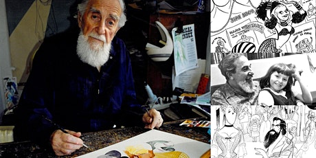'Al Hirschfeld: Life & Legacy of the Great American Caricaturist' Webinar tickets
