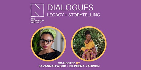 TNP Dialogues: Legacy + Storytelling tickets