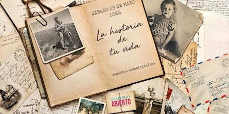 Cuaderno Abierto: taller intensivo con Juan Sklar entradas