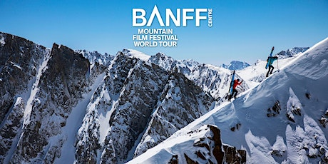 Banff Mountain Film Festival - Porthcawl - 28 October 2021 tickets