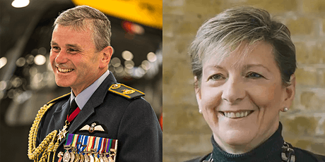 'In Conversation' with Air Marshal Andrew Turner on the Integrated Review tickets