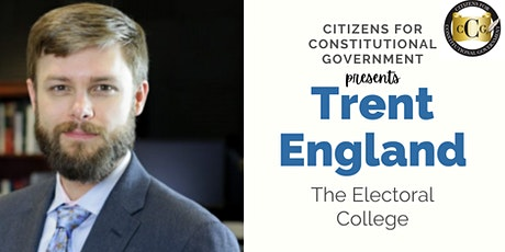 Trent England and the Electoral College tickets