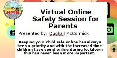 Online Safety for Parents tickets
