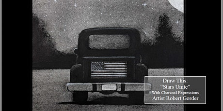 """Charcoal Drawing Event """"Stars Unite"""" in Stevens Point tickets"""