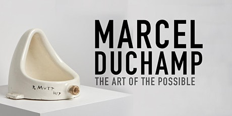 "FREE Screening: ""Marcel Duchamp: The Art of the Possible"" (USA, 2020) tickets"
