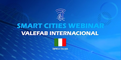 Webinar Smart Cities (iluminación solar) tickets