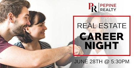 Real Estate Career Night Seminar tickets