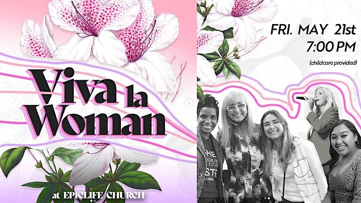 Viva La Woman - EpicLife Church Women's Ministry Event image