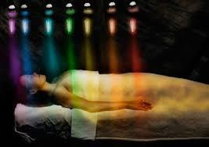 Full Moon Energy Healing Retreat image