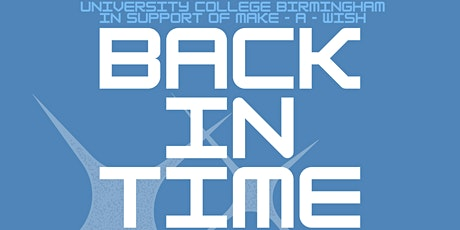 Back In Time Games Night 2021 tickets