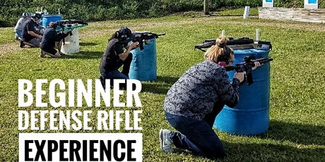 Introduction to AR-15: June2021 tickets
