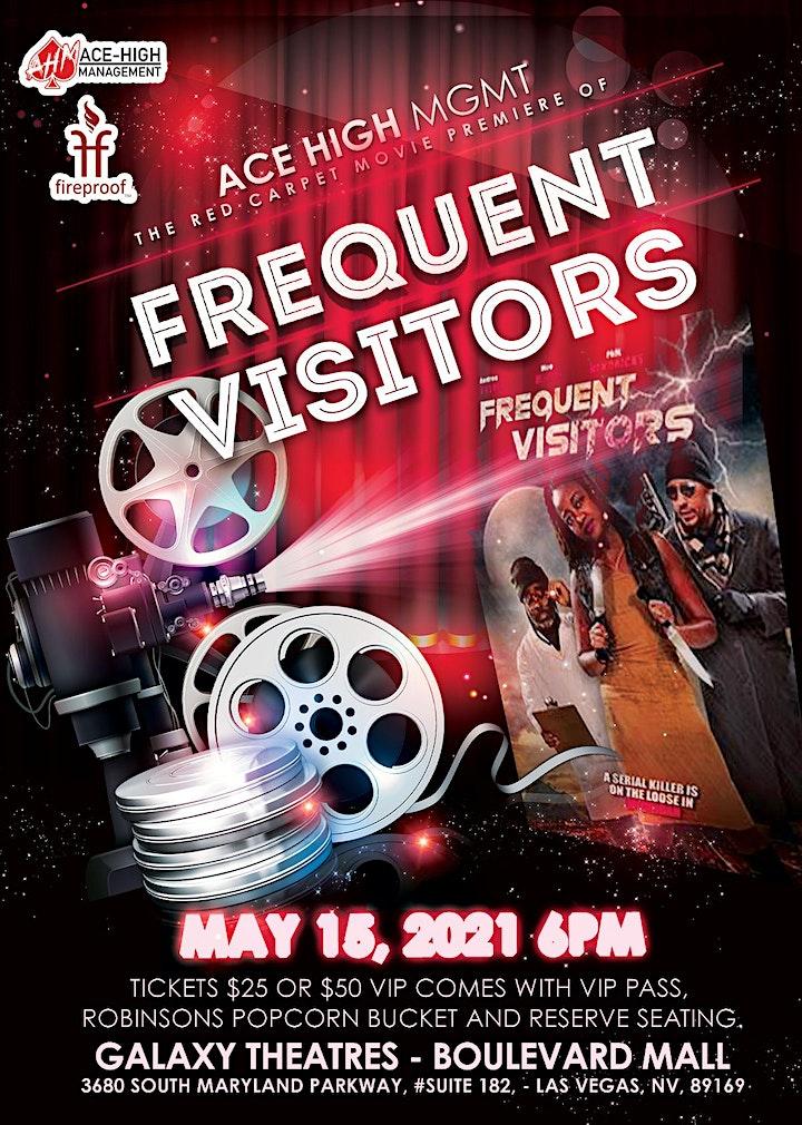 Red Carpet Movie Premiere image