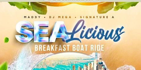SEA-LICIOUS BREAKFAST BOATRIDE tickets