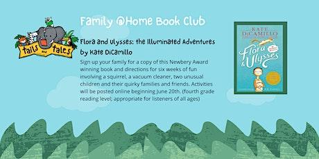 TRPL Family @Home Book Club tickets