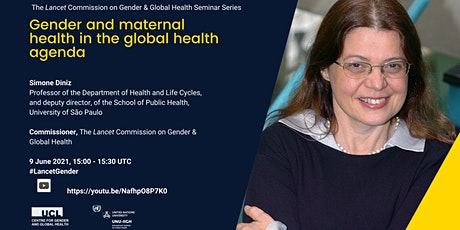 Gender and maternal health in the global health agenda tickets