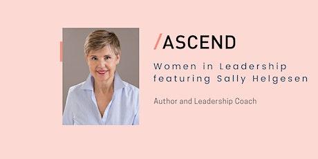 Women in Leadership: Sally Helgesen tickets