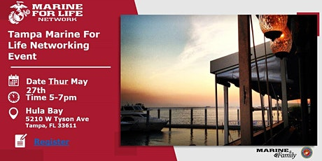 Tampa Marine For Life Network & Tampa VA Network Combined Event tickets