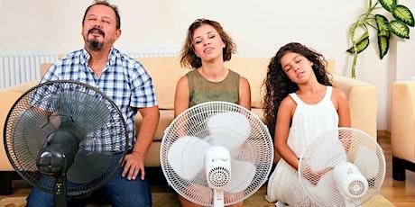 Extreme Heat Preparedness Training-Preparing the Community (for CBOs/FBOs) tickets