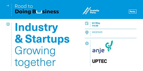 Industry & Startups - Growing together tickets