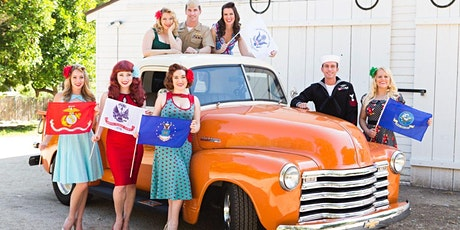 Pin-Ups on Tour: Operation Dallas Love Field tickets