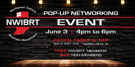 Pop-Up Networking - Catch Table & Tap tickets