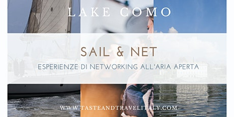 Sail & Business Networking (BELLAGIO) biglietti