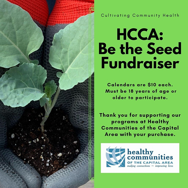 HCCA Be the Seed Fundraiser image