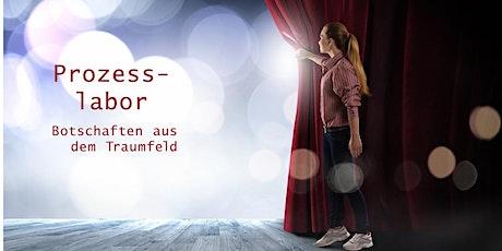Prozesslabor «Traum und Wirklichkeit» Tickets