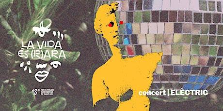 FMA Sant Boi | Elèctric tickets