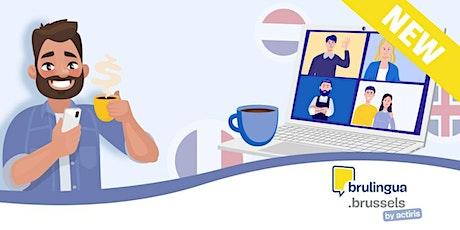 Café-langues virtuel - Débutant (FR) billets