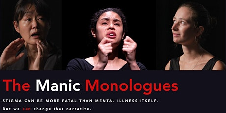 The Manic Monologues tickets